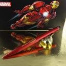 Stylo Bille et Stylet Cross® Tech2 Iron Man Marvel®