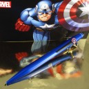 Stylo Bille et Stylet Cross® Tech2 Captain America Marvel®